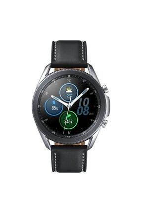 Samsung Galaxy Watch3 45mm Gümüş Akıllı Saat (Samsung Türkiye Garantili) 0