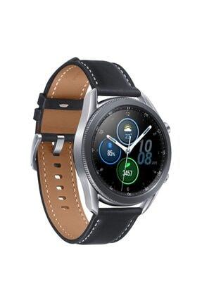 Samsung Galaxy Watch3 45mm Gümüş Akıllı Saat (Samsung Türkiye Garantili) 1