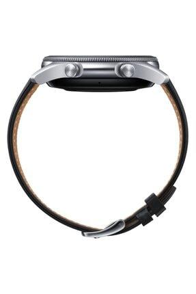 Samsung Galaxy Watch3 45mm Gümüş Akıllı Saat (Samsung Türkiye Garantili) 3