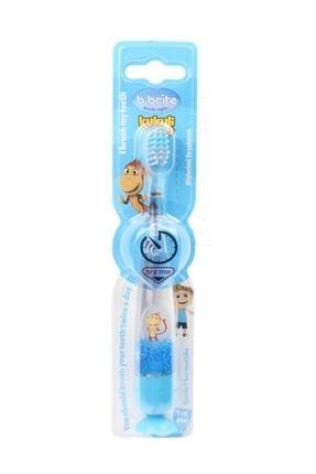 BRATTİ B.brite Kukuli Işıklı Diş Fırçası Mavi 0