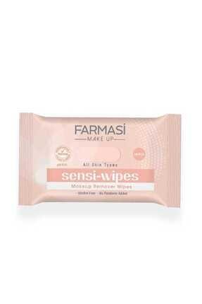 Farmasi Makyaj Temizleme Mendili - Sensi-wipes 20 Adet 8690131112691 0
