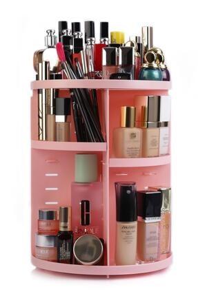 Flormar Make Up Organizer Pink 0