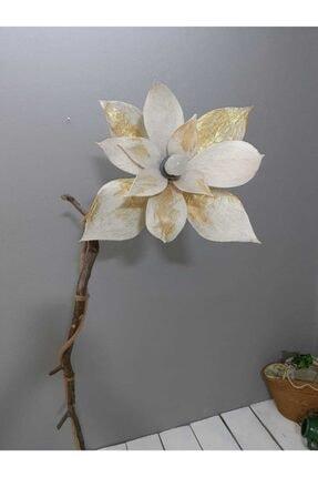 D&B CONCEPT Özel Tasarım Lotus Çiçek Lambader 1