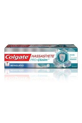 Colgate Hassasiyete Pro Çözüm Beyazlatıcı Sensitive Sensitive Pro Relief Diş Macunu 75 ml x 4 Adet 2