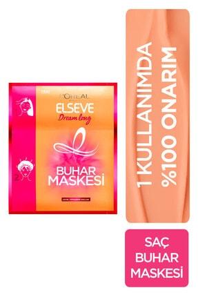 Elseve L'oréal Paris Elseve Dream Long Buhar Maskesi 0