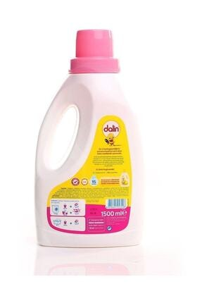 Dalin Düş Bahçesi Bebeklere Özel Çamaşır Yumuşatıcı 1,5 lt 1