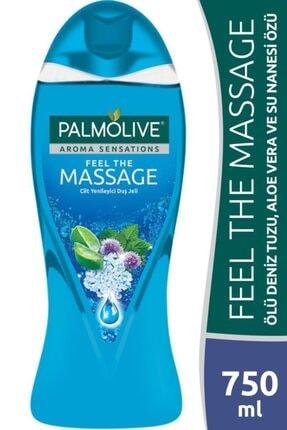 Palmolive Aroma Sensations Feel The Massage Cilt Yenileyici Banyo ve Duş Jeli 750 ml 0