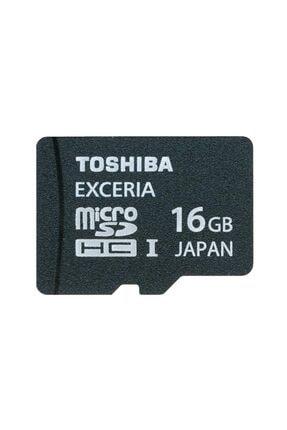 Toshiba 16gb Micro Sd Class10 Hafıza Kartı Exceria 95mb/s - 30mb/s 0