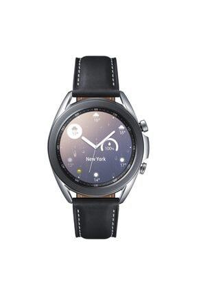 Samsung Galaxy Watch3 41mm Gümüş Akıllı Saat (Samsung Türkiye Garantili) 0