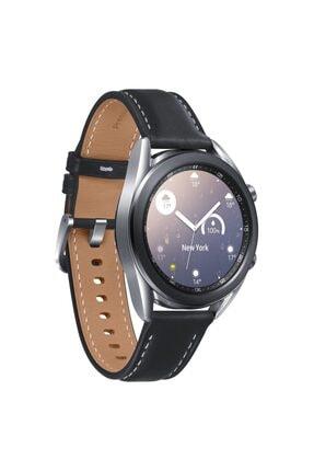 Samsung Galaxy Watch3 41mm Gümüş Akıllı Saat (Samsung Türkiye Garantili) 2