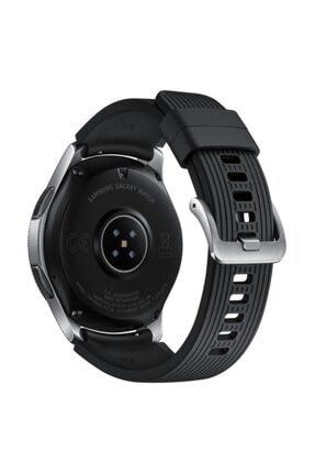 Samsung Galaxy Watch 46mm Gümüş Akıllı Saat (Samsung Türkiye Garantili) 4