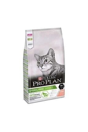 Proplan Sterilised Somon Ve Ton Balığı Kedi Maması 1,5 kg 0