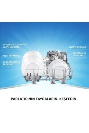 Finish Bulaşık Makinesi Parlatıcı 800 ml Limon 1