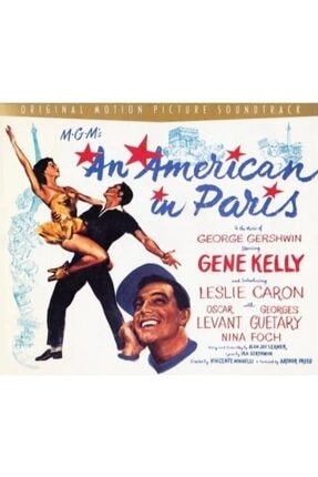 George Gershwin - An American In Paris (original Motion Picture Soundtrack) ( 2 Cd ) 886976383527
