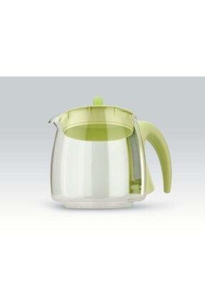Arzum Ar311 Çaycı Cam Demlik Yeşil 0