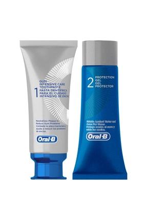 Oral-B Yoğunlaştırılmış Diş Eti Bakım Sistemi85ml+63ml 0