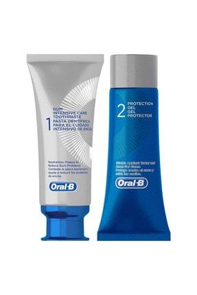 Oral-B Yoğunlaştırılmış Diş Eti Bakım Sistemi85ml+63ml 1