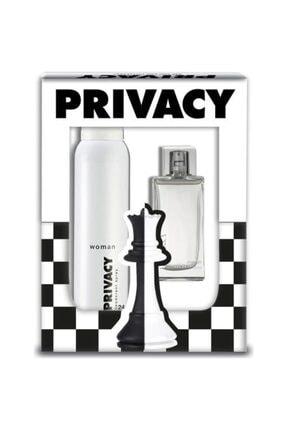 Privacy Kadın Set Edt Deodorant 0