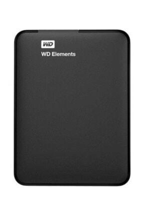 WD 2TB Elements Taşınabilir Harici Hard Disk - USB 3.0 - WDBU6Y0020BBK-WESN 0