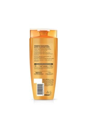 Elseve L'oréal Paris Mucizevi Hindistan Cevizi Yağı Ağırlaştırmayan Besleyici Şampuan 450 ml 2