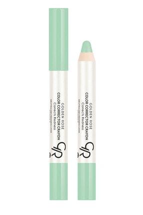 Golden Rose Kapatıcı - Color Corrector Crayon No: 51 Yeşil 8691190369811 0