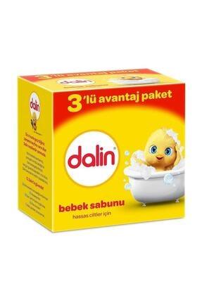 Dalin Bebe Sabun 100 Gr (3'lü Avantaj Paketi) 1