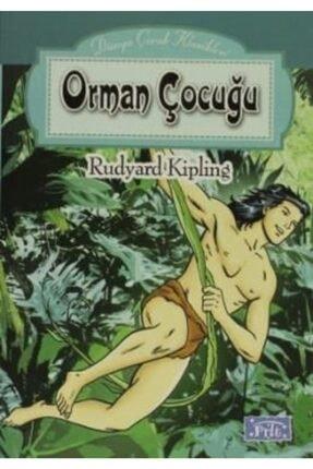 Parıltı Yayınları Orman Çocuğu   Rudyard Kipling   0