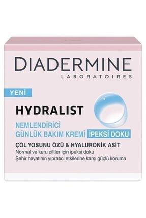 Diadermine Hydralist Nemlendirici Bakım Kremi Ipeksu Doku 50 Ml 0