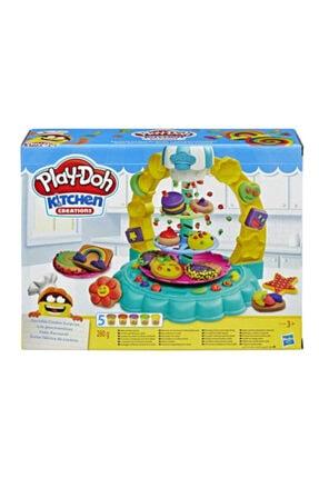Play Doh Oyun Hamuru Kurabiye Fabrikası 0
