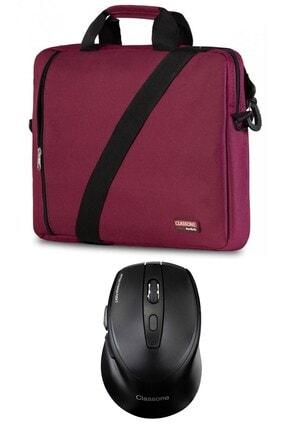 Picture of Bnd205 Bordo Notebook Çantası+t300 Kablosuz Mouse