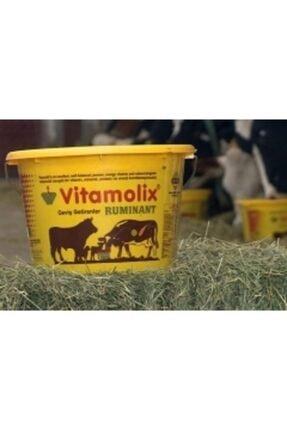 Royal Vitamolix 25 Kg Melas Bazlı Ruminant Yalama Kovası 1