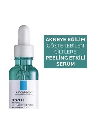 La Roche Posay Effaclar Peeling Etkili Leke Karşıtı Serum Yağlı ve Akneye Eğilm Gösteren Ciltler için 3337875722827 2