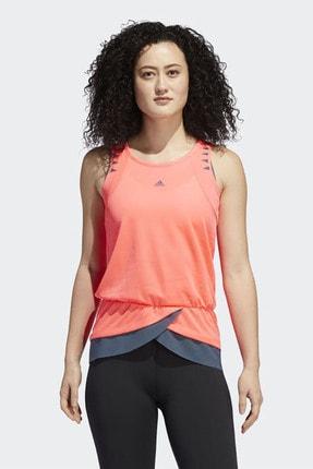 adidas TANK P.HRDY Mercan Kadın Kolsuz T-Shirt 101118137 0