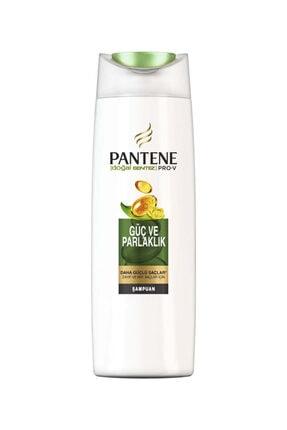 Pantene Şampuan Doğal Sentez Güç ve Parlaklık 500 ml 0