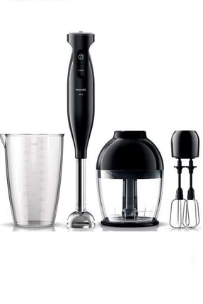Philips Hr1335/00 Viva Collection El Blender Seti 0