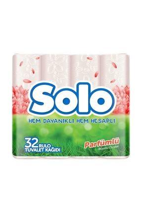 Solo Parfümlü Tuvalet Kağıdı 32'li 0