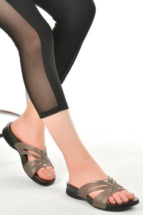 Ceyo 3400-14 Günlük Anatomik  Kadın  Terlik Ayakkabı 0