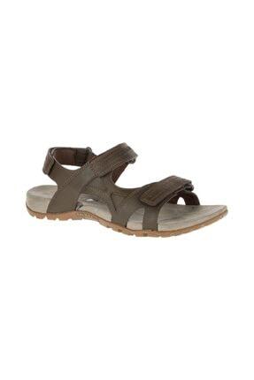 Merrell Erkek  Haki Sandspur Rift Sandalet 0
