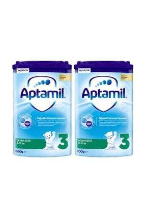 Aptamil 3 Numara Devam Sütü 800 gr - 2'li Paket 0