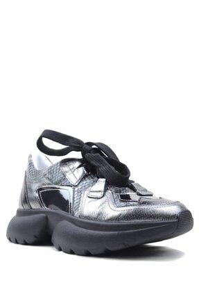 Buffalo Siyah Rosalıa Women Sneaker 2020 1