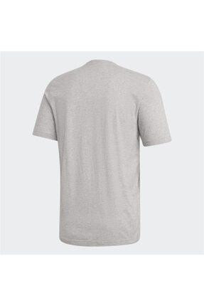 adidas Erkek T-shirt - E Lin Tee - Du0409 1