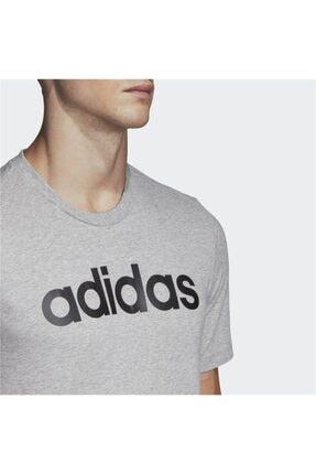 adidas Erkek T-shirt - E Lin Tee - Du0409 2
