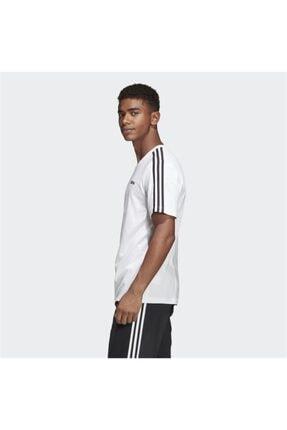 adidas E 3S TEE Beyaz Erkek T-Shirt 100411859 1