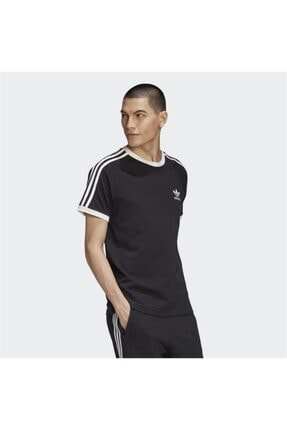 adidas Erkek Originals T-shirt - 3-Stripes Tee - CW1202 3