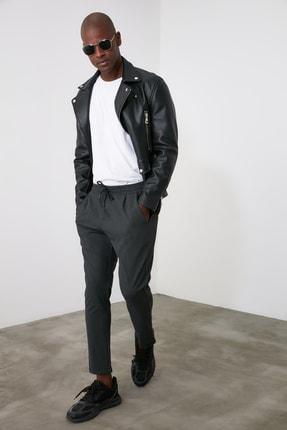 تصویر از شلوار مردانه خاکستری