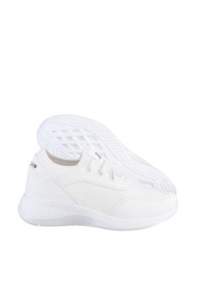 Soho Exclusive Kadın Beyaz Sneaker 15226 4