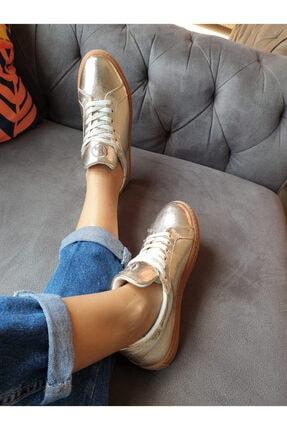 TOPUKLA 88 77 Spor Taban Hakiki Deri Bağlı Ayakkabı 2