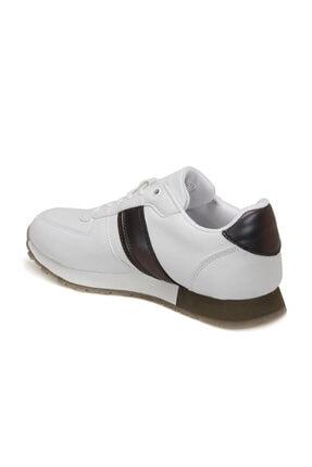 US Polo Assn KATYA Beyaz Kadın Sneaker 100551390 2