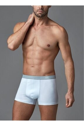 تصویر از 2'li Erkek Patek Compact-cotton Boxer Beyaz
