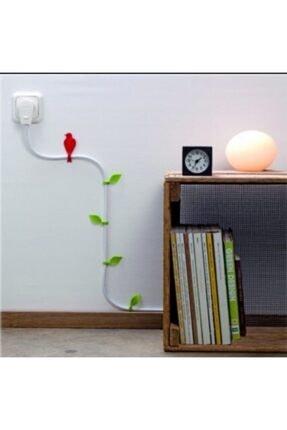 LAYDA Kuş Ve Yaprak Kablo Sabitleyici Danhao Wire Blooms 1